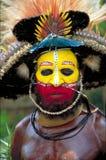几内亚新的巴布亚 库存图片
