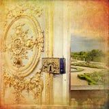 凡尔赛城堡,巴黎,法国 库存图片