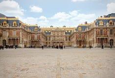 凡尔赛宫殿巴黎 免版税库存图片