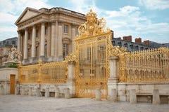 凡尔赛宫殿巴黎 免版税库存照片