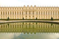 凡尔赛宫殿  库存照片