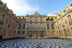凡尔赛宫殿  免版税库存图片