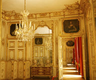 凡尔赛宫殿 免版税库存照片