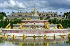 凡尔赛宫-法国 库存图片