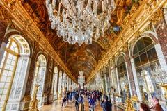 凡尔赛宫-法国 图库摄影
