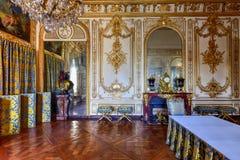 凡尔赛宫-法国 免版税库存照片