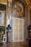 凡尔赛的门 免版税库存图片
