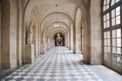 凡尔赛的霍尔 免版税库存图片