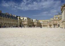 凡尔赛,巴黎宫殿  库存照片