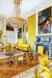 凡尔赛,法国- 2016年7月02日:家庭沙龙(apartaments) 图库摄影