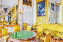 凡尔赛,法国- 2016年7月02日:家庭沙龙apartaments 库存图片