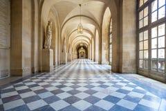凡尔赛巴黎 免版税图库摄影