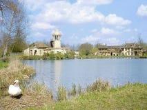 凡尔赛Marlborough塔在法国 免版税库存图片