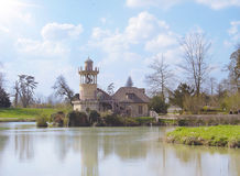 凡尔赛Marlborough塔在法国 库存图片