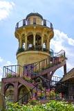 凡尔赛Marlborough塔 库存照片