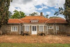 凯伦・白烈森博物馆在内罗毕,肯尼亚 免版税库存照片