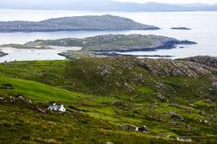 凯利圆环爱尔兰的 免版税库存照片