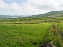 凯利,爱尔兰圆环  库存照片