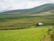 凯利,爱尔兰圆环  免版税库存照片