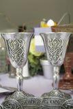 凯尔特杯子婚礼 库存照片