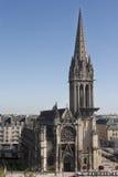 凯恩中心教会城市 免版税库存图片