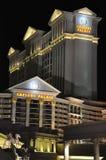 凯撒宫旅馆和赌博娱乐场在拉斯维加斯 库存照片
