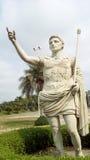 凯撒雕象 免版税图库摄影