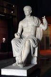 凯撒Augustus 库存照片