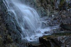 凯斯普尔Wy瀑布10 库存图片
