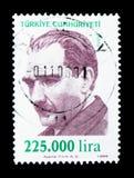 凯末尔阿塔图尔克(1881-1938), serie,大约1999年 免版税库存图片