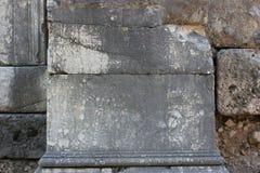 凯梅尔,安塔利亚- 2012年7月14日 Phaselis土耳其古城 图库摄影