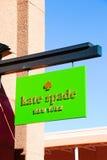 凯特锹商标 免版税库存图片