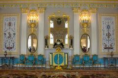 凯瑟琳内部宫殿 库存图片
