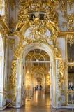 凯瑟琳内部宫殿 库存照片
