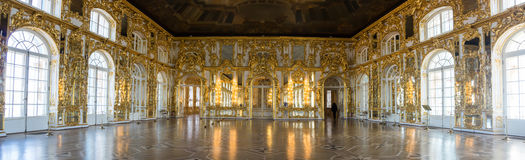 凯瑟琳内部宫殿 免版税库存图片
