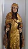 凯瑟琳圣徒siena 库存照片