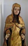凯瑟琳圣徒siena 免版税库存照片