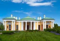 凯瑟琳宫殿彼得斯堡俄国selo st tsarskoe 玛瑙房间,圣彼德堡,普希金 免版税库存图片
