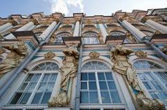 凯瑟琳宫殿彼得斯堡s圣徒st 库存照片
