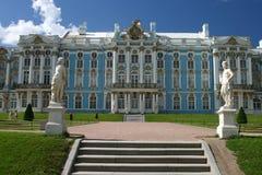 凯瑟琳宫殿petersbu st 库存图片