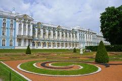 凯瑟琳宫殿pushkin 库存图片