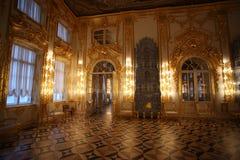 凯瑟琳宫殿s 免版税图库摄影