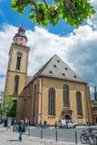 凯瑟琳教会 图库摄影