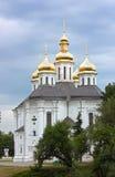 凯瑟琳的教会, Chernihiv,乌克兰 图库摄影