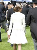 凯瑟琳,剑桥的公爵夫人 库存图片