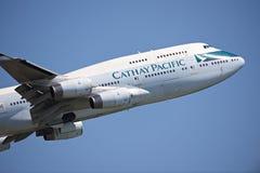 凯茜和平的客机 图库摄影