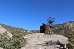 凯莱矿中心词和跟踪 库存图片