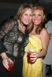 凯西Hartman和Jacquie火焰  图库摄影