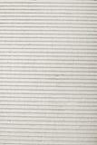 凹线纸张 免版税库存照片