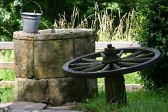 凹道喷泉 免版税库存图片